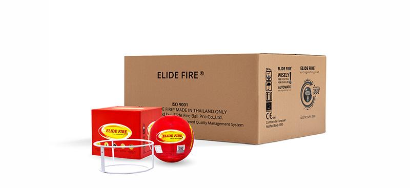 mini elide fire extinguishing balls low price